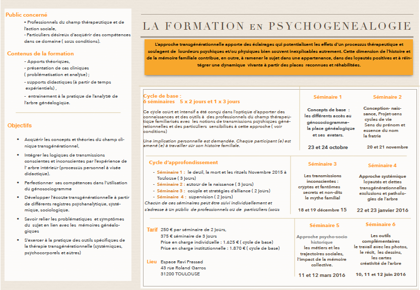 Formation-Psychogenealogie-Analyse-Transgenerationnelle-Toulouse-2015-2016